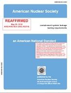 ANS 56.8-2002 (R2016)