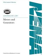 ANSI/NEMA MG 1-2003