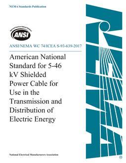 ANSI/NEMA WC 74/ICEA S-93-639-2017