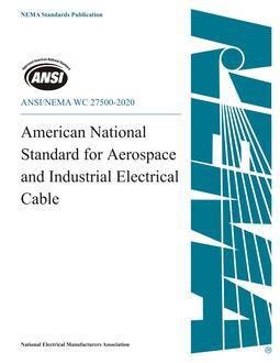 ANSI/NEMA WC 27500-2020