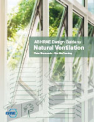 ASHRAE Design Guide for Natural Ventilation