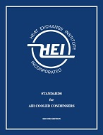 Standards for Air Cooled Condensers, 2nd Edition (HEI 121)