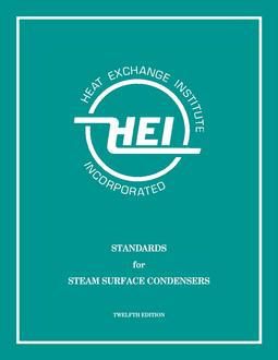Standards for Steam Surface Condensers, 12th Edition