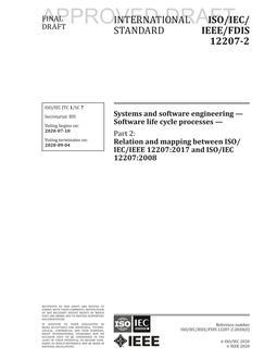 IEEE 12207-2-2020