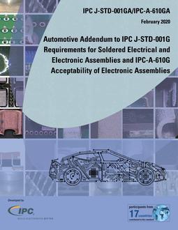IPC J-STD-001GA/A-610GA