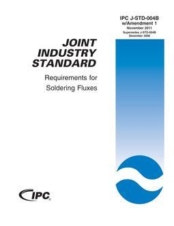 IPC J-STD-004B-WAM1