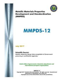 MMPDS MMPDS-12