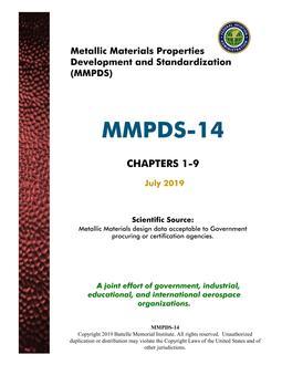 MMPDS MMPDS-14