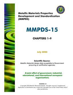 MMPDS MMPDS-15
