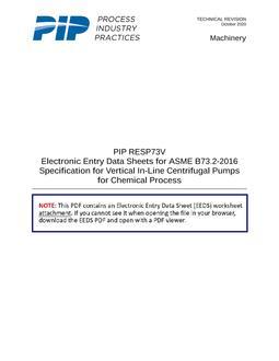 PIP RESP73V EEDS